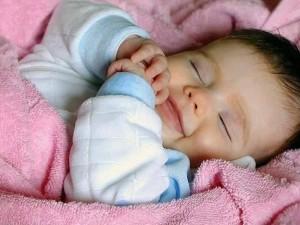 rem søvn baby