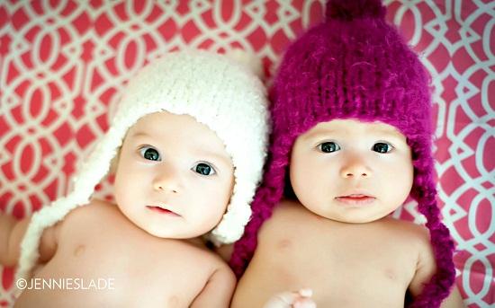 baby tvillinger