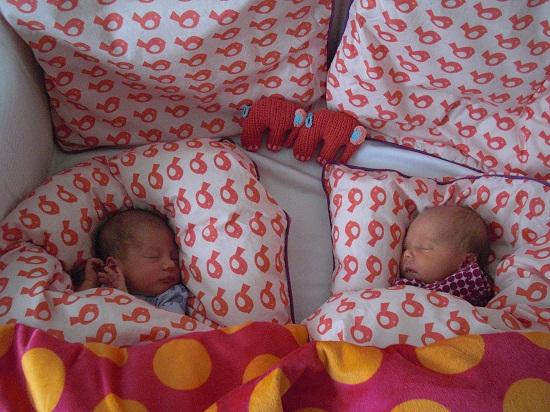 tvillinger fødsel