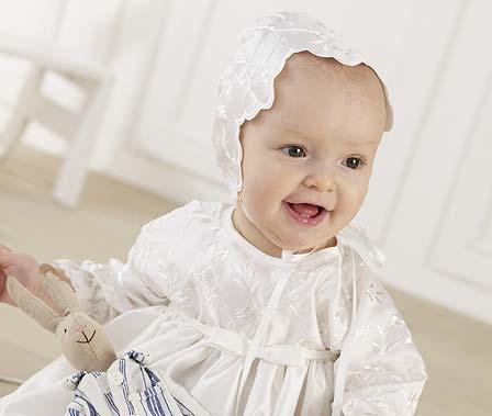 Lilly dåbskjole