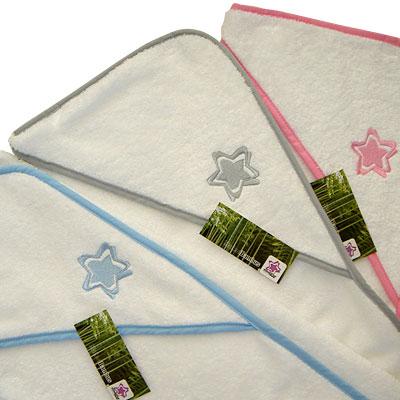 Babyhåndklæde i bambus