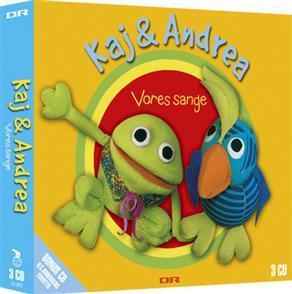 Kaj & Andrea - Vores sange