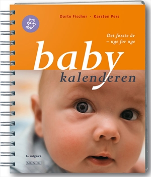 Kalender til barnets første år