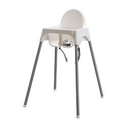 Højstol (Antilop) fra IKEA