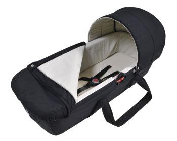 Leje af babylift til bil